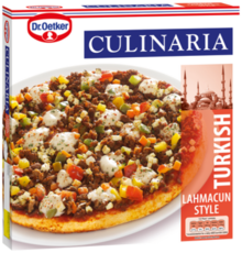 Culinaria Turkish Lahmacun Style