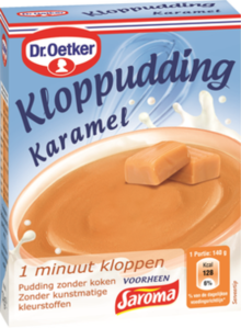 Kloppudding Karamel
