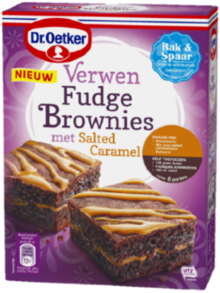 Verwen Fudge Brownies